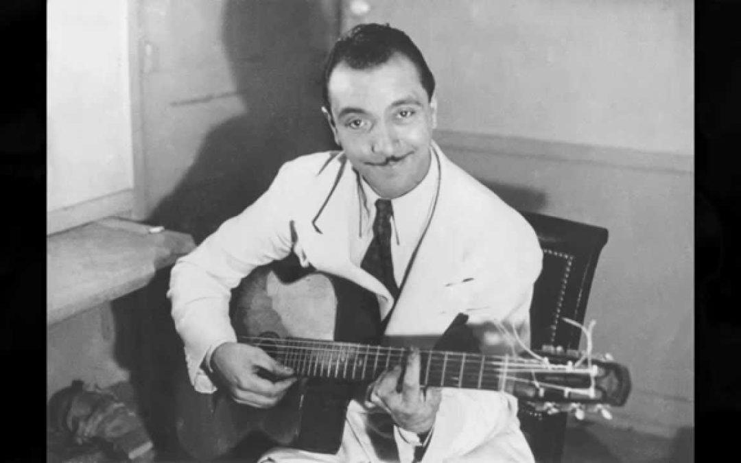 Django Reinhardt et la suisse